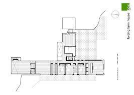 gallery of folding farm house box urban design architecture 19