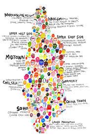 New York Manhattan Map Die Besten 25 Karte Von Manhattan Ideen Auf Pinterest Karte Von