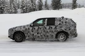 Bmw X5 Suv - spied 2014 bmw x5 suv hits the winter slopes may get 4 cylinder