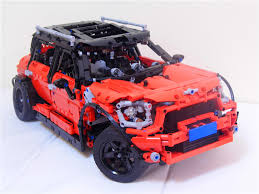 lego mini cooper moc mini countryman cooper s lego technic mindstorms u0026 model
