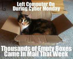 Cyber Monday Meme - ten tips to prepare your ecommerce business for cyber monday