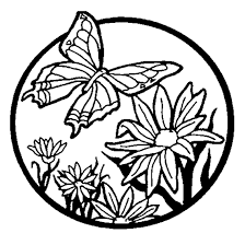 Easter Flower Coloring Pages - free coloring pages of easter flowers to print gianfreda net