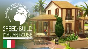 what are the different styles of homes the sims 4 speed build italian house around the world youtube