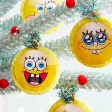 spongebob sponge pineapple ornaments nickelodeon parents