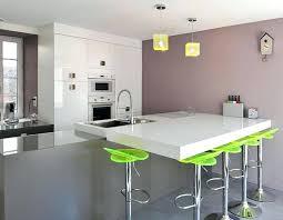 cuisine ilot centrale design petit ilot central cuisine cuisine design avec ilot 0 cuisine