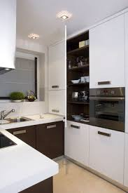 c kitchen white brown u shaped kitchen modern kitchen design pinterest