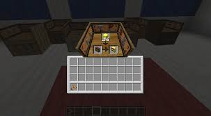 How To Build A Bookcase In Minecraft Furniture Paneler Bibliocraft