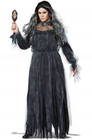 Bloody Mary Halloween Costume Size Scary Costumes Purecostumes