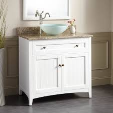 floating vanity with vessel sink bathroom vanity 42 new top notch gray with brass handles contrasts