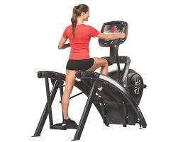 arc trainer cardio exercise equipment cybex