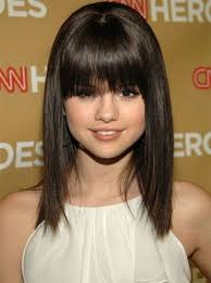 15 modern medium length haircuts with bangs layers for thick