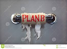 plan b for no toilet paper royalty free stock photography image