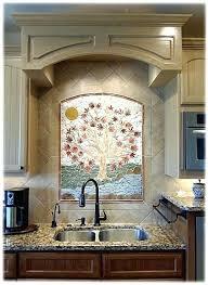 Kitchen Sink Backsplash Ideas Kitchen Sink Backsplash What To Do With A No Window Kitchen Sink