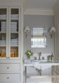 Towel Cabinet For Bathroom Restoration Hardware Maison Bath Cabinet In Master Bathroom