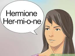 How Is Meme Pronounced - how to pronounce hermione 6 steps with pictures wikihow