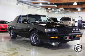 Buick Grand National Car 1987 Buick Grand National In Los Angeles United States For Sale On