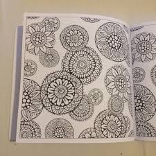 grown colouring books emily burrows