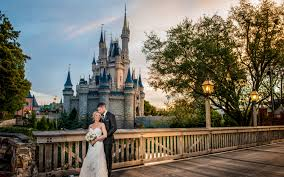 how to have the perfect disney wedding travel leisure