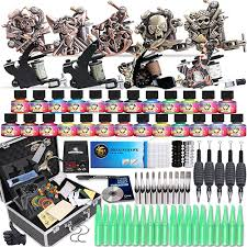 best tattoo kits in 2017 options for personal or professional use