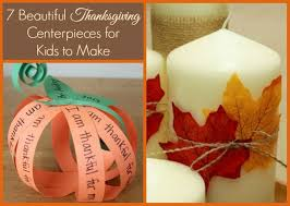7 beautiful centerpieces your can make for thanksgiving