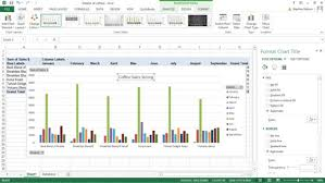 pivot tables for dummies how to customize your excel pivot chart and axis titles dummies