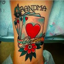 grandma tattoo grandsparents tattoos ideas pinterest grandma