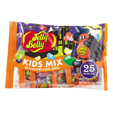 halloween gift baskets halloween jelly beans and candy jelly