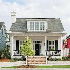Wrap Around Porch House Plans Southern Living 25 Best White Cottage Ideas On Pinterest Cottages Cottage And