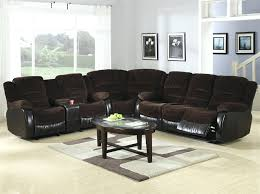 sectional american made 550 maverick reclining sofa sectional in