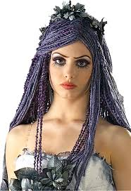 halloween wigs party city corpse bride wig red wigs online