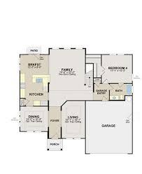 Ryland Homes Orlando Floor Plan Williamsburg Ii Plan At Brickhope Plantation Americana Series In