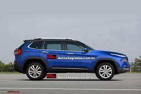 fiat toro fiat toro pickup truck launched in brazil team bhp