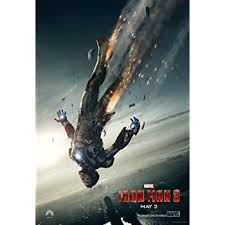 amazon iron man 3 poster 24x36 inches robert downey jr