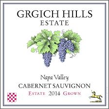 2014 grgich hills estate napa valley cabernet sauvignon 750 ml