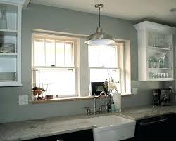 Hanging Kitchen Lighting Above Kitchen Sink Decor Kitchen Kitchen Glossy Above Kitchen Sink