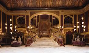 Steampunk House Interior Film Movie Horror Architecture Interior Design Haunted Steampunk