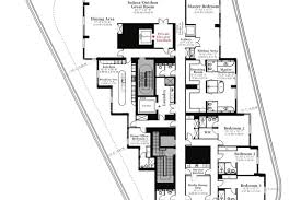 Public Floor Plans by Check Out Faena House U0027s Fabulously Massive Floorplans Curbed Miami