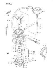 1995 suzuki quadrunner lt f250 oem parts babbitts suzuki partshouse