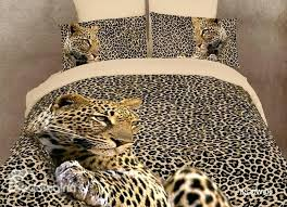 Leopard Bed Set Animal Print Duvet Covers Kulfoldimunka Club
