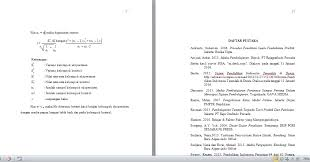 daftar pustaka merupakan format dari contoh daftar pustaka buku skripsi internet jurnal surat kabar
