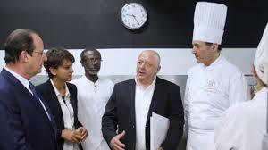 cours de cuisine chalon sur saone le chef étoilé thierry marx va créer une école de cuisine à besançon