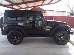 jeep wheels black who s powdercoated their wheels page 3 performancetrucks
