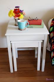 Plans To Build End Tables by Ana White Preston Nesting Side Tables Diy Projects
