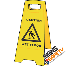 Sign Stands by A Frame Floor Stands Floor Stands Signs4safety