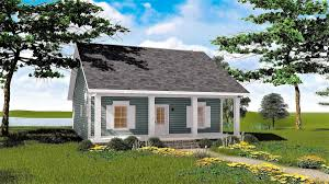 Cottage House Plan Cozy 2 Bed Cottage House Plan 2596dh Architectural Designs