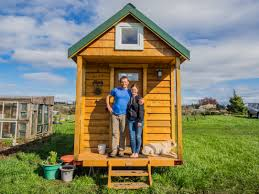 Tiny Home Living by Could You Live U0027tiny U0027 See How A Seattle Couple Found Room For