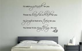 elegant bedroom wall decals master bedroom wall decals ideas image of bedroom wall decals quotes