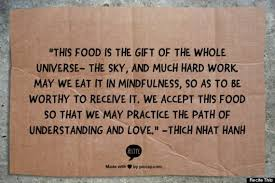 gratitude thanksgiving prayers for giving dinner food or meal to god