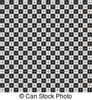 vectors of georgian seamless pattern traditional national pattern