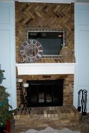knockout gas fireplace design with white mantel surround oak